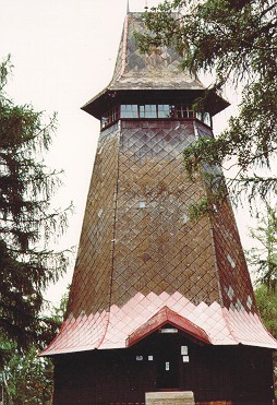 Hýlačka Lookout Tower